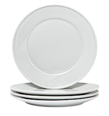 Fålhagen Plates 4 pack 27 cm Light gray