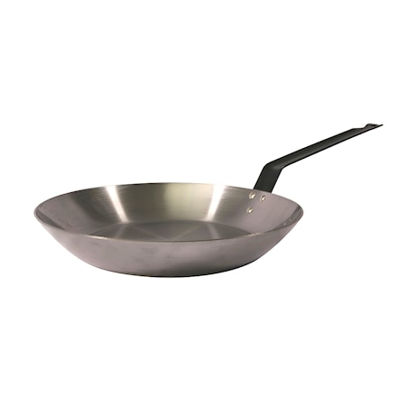 Carbon steel frying pan Ø32cm