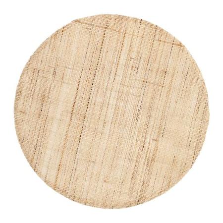 Bordstablett Linen Natural 38 cm