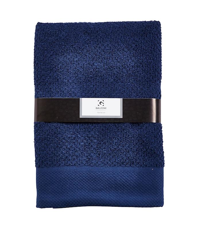 Pyyhe 100% Puuvilla Sininen 140x70 cm