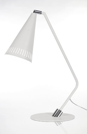 Bordslampa Pipe Vit