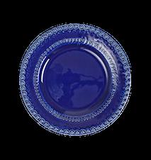 DAISY Desserttallerken Mørkeblå 22 cm