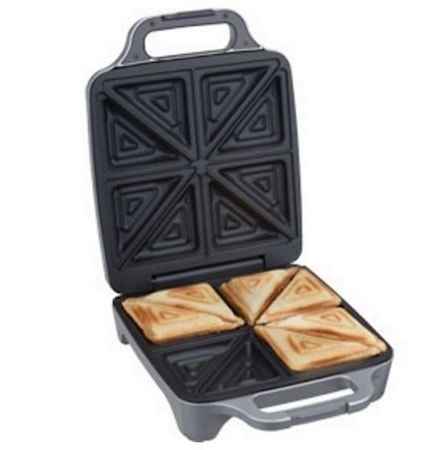 Sandwich Toaster XXL for 4 Smørbrød