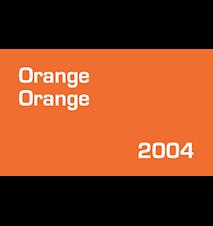 Augustin A540 Taklampe Ø54 cm - Oransje/Hvit