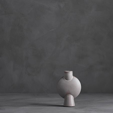 Sphere Bubl Vase Mini - Grå