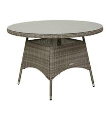 Rosario Spisebord Ø120 cm - Hvit