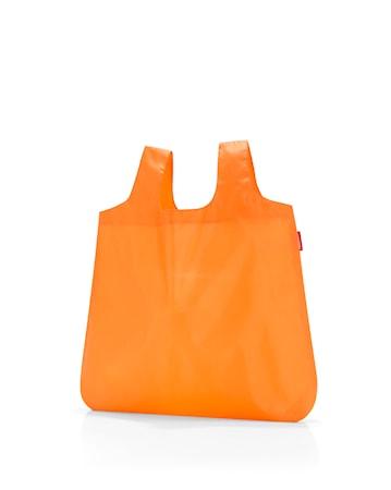 Mini Maxi Shoppingpose Oransje