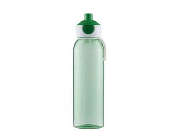 Pop-up Vattenflaska Grön 500 ml