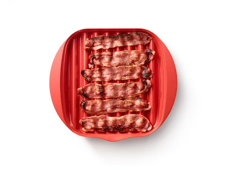 Bacon Cooker til mikrobølgeovn