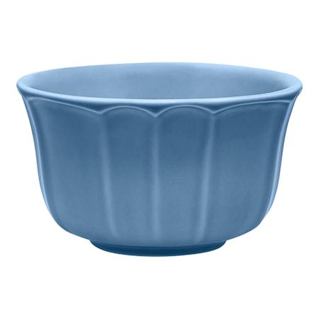 Skål 14 cm Duvblå