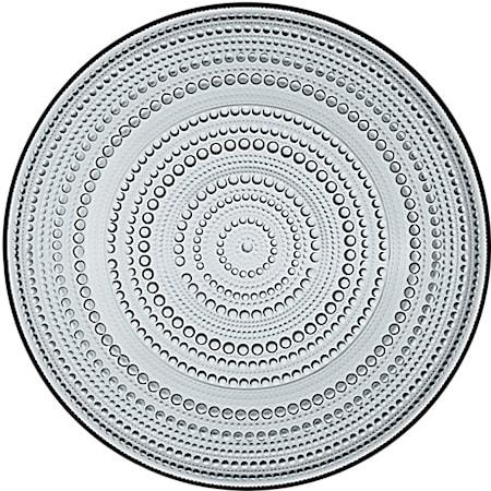Kastehelmi Tallrik Grå 31,5 cm