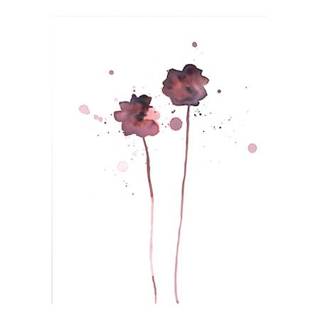 Affisch Flowers