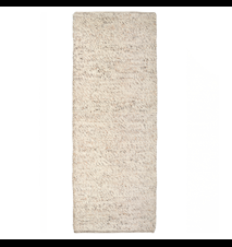 Merino Matta Naturbeige 80x150 cm