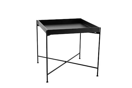 Brickbord i Plåt Svart 55x55 cm