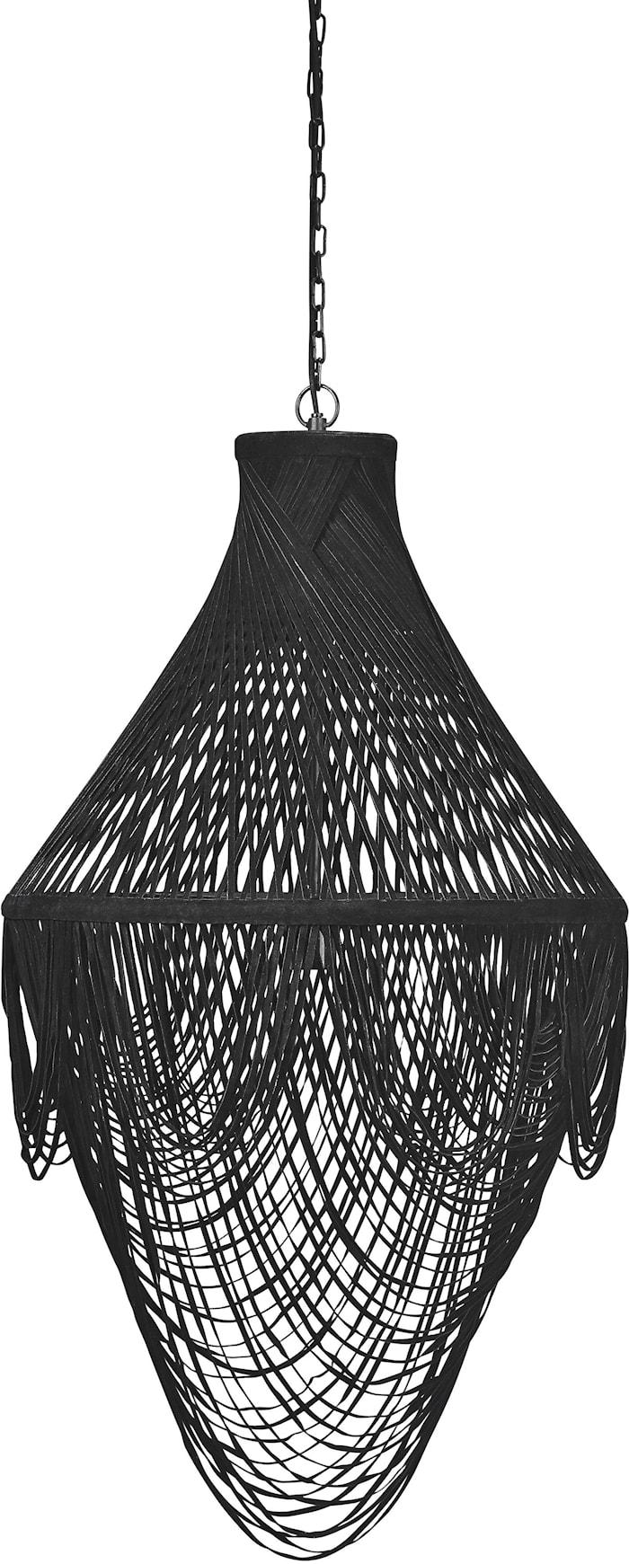 Mauritz Takkrone Svart 100 cm