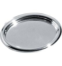 Oval Brikke 26 cm
