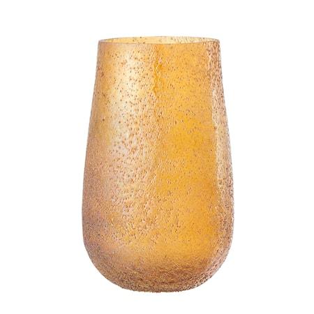 Vas Brun/Orange Glas