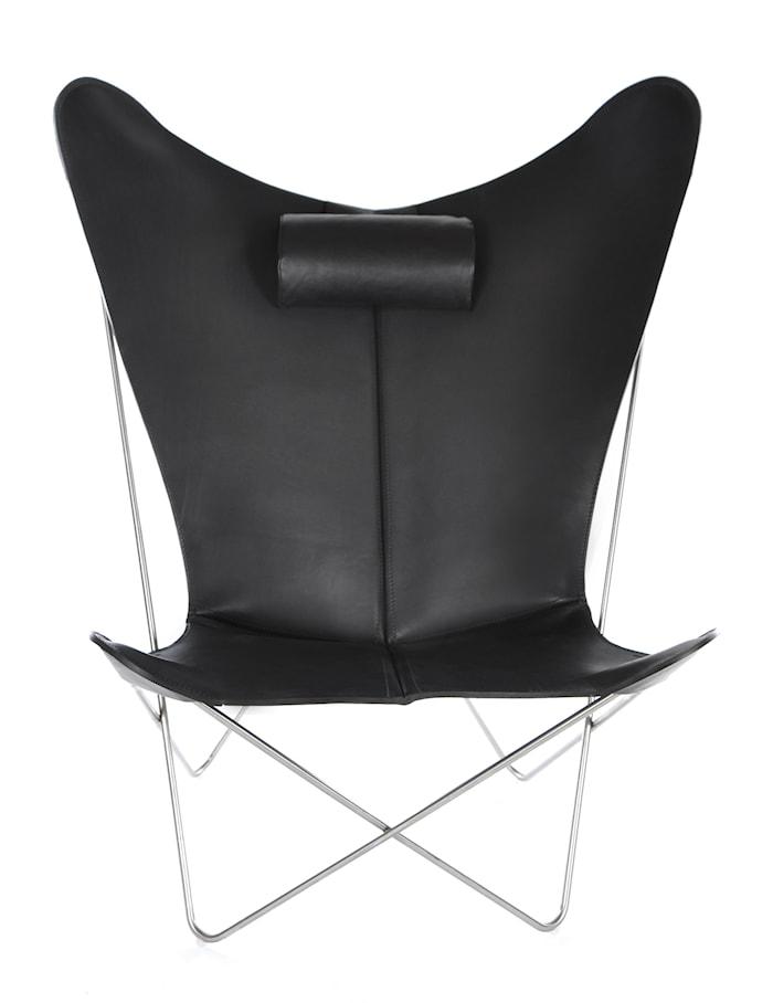 KS Chair Fladdermusfåtöljen - Svart