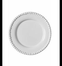 DARIA Plate Saucer White 18cm