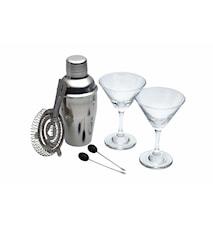 Luxe Lounge Mini Martiniset 6 delar