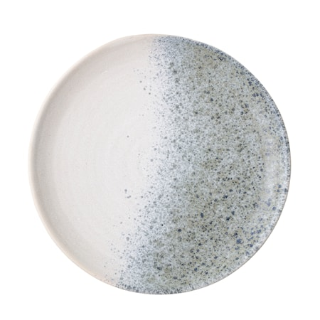 Aura Tallrik Multi-color Stengods 21 cm