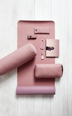 YOGA Bolster Rose
