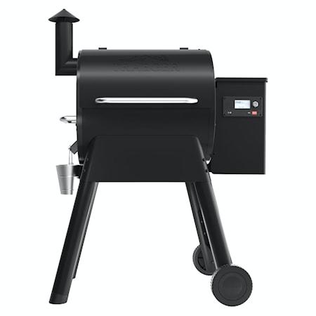 Pelletsgrill Pro D2 575 Svart
