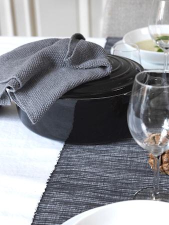 Bordløber Malte - Mørkeblå