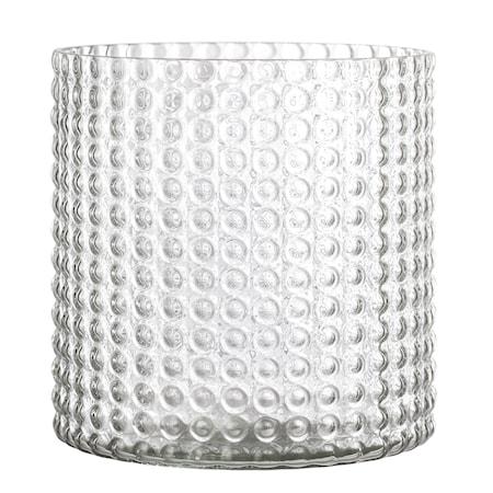Vas Bubble - Klar 16 cm