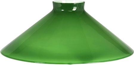 August Lampeskjerm Grønn 25 cm