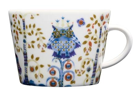 Taika Kahvi-/ cappuccinokuppi 20cl, Valkoinen