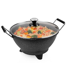 Elwok Stir-Fry Electric Wok 16