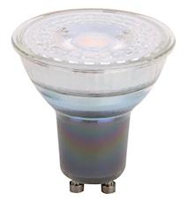 Spot LED GU10 MR16 38° 5,5W 350lm