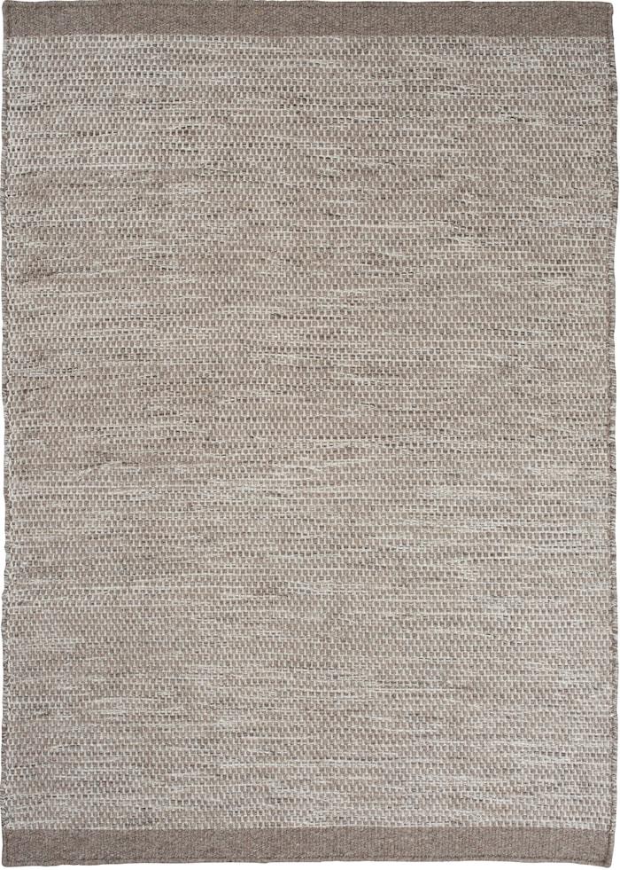 Asko Matta Ljusgrå 70x140 cm