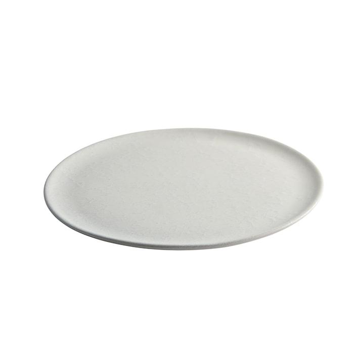 Raw Middagstallrik Arctic White 28 cm