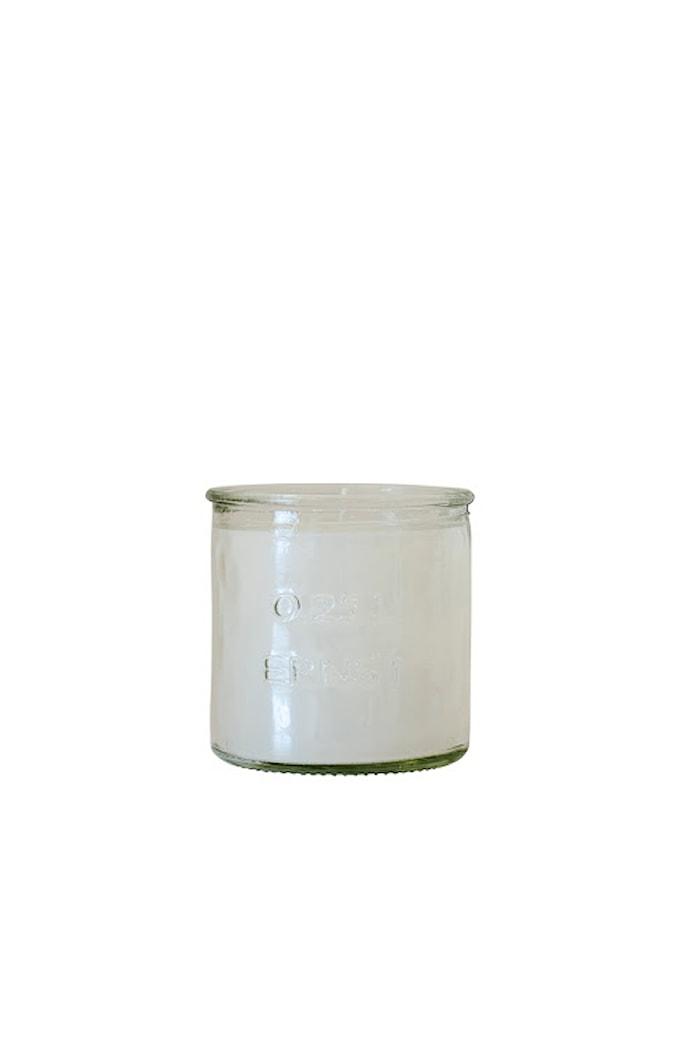 Lys i glassboks 0,25 L
