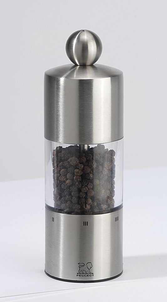 Commercy Pepparkvarn akryl & rostfritt 15 cm