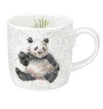 WD Panda Mugg 31 cl Vit