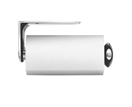 Hushållspappershållare Väggmonterad Borstat Stål