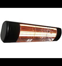 Heatlight Quartzvarmer HLW20 svart