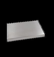 Kühlplatte - rostfrei  36,5x25 cm