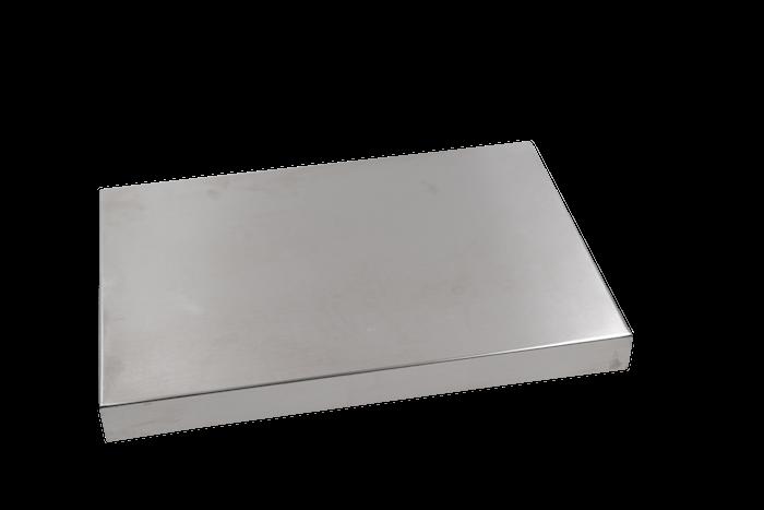 Kylbricka Rostfritt stål 36,5x25 cm