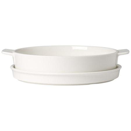 Clever Cooking leivonta-astia kannella, pyöreä 24cm