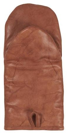 Grytvante Läder Cognac 15,5 x 34 cm