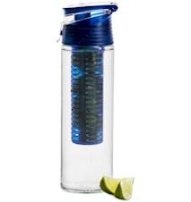 Fresh pullo hedelmäkolvilla lukittava Sininen