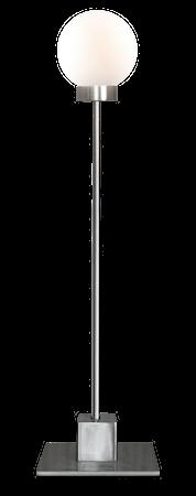 Snowball bordslampa Small - Stål