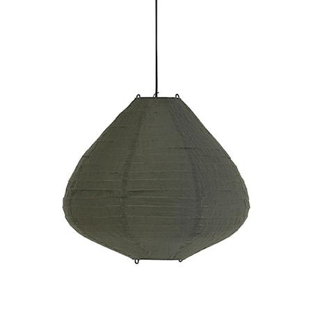 Taklampa Grön 50cm