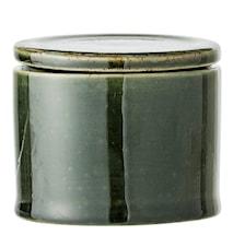 Joëlle Jar med lock Grön 10cm