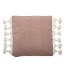 Tyyny Violetti Puuvilla 65x65 cm