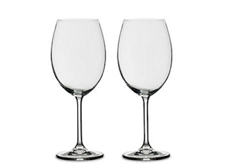 Rødvinsglas 2 stk 58 cl